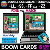 15 DOUBLE CONSONANT ENDINGS -LL. -SS, -FF and -ZZ FIND my