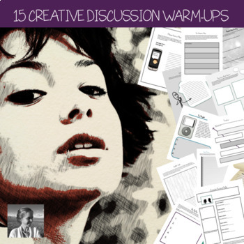 15 ELA Discussion Warm-Ups