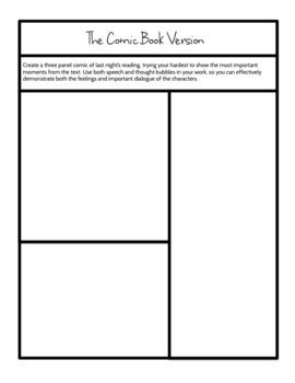 15 ELA Discussion Warm-Ups (PDF and Google Drive)