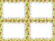 15 Editable Task Card Templates Gingerbread Man (Landscape) PowerPoint