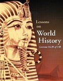 Ancient Greece and Ancient Rome, WORLD HISTORY CURRICULUM 16-30/150