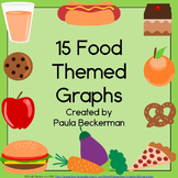 15 Food Themed Graphs