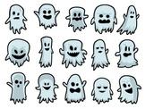 15 Ghastly Ghosts