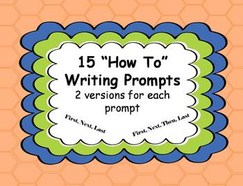 """15 """"How To"""" Writing Prompts"""