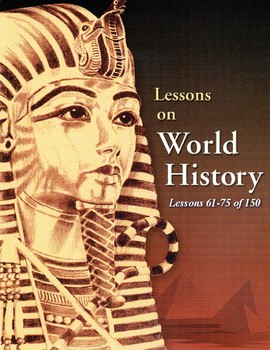 15 Lessons: New World/Europe in Transition, WORLD HISTORY CURRICULUM 61-75/150