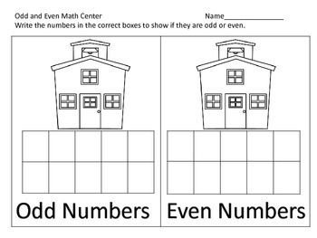Back to School Math Centers BUNDLE