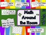 15 Math Write the Room Activities