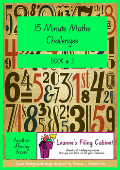 15 Minute Maths Challenges - Book 3