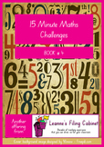 15 Minute Maths Challenges - Book 4