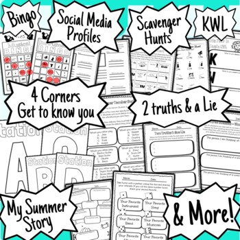 15 Music Ice Breakers - Build Community & Reduce Drama in Your Classroom!
