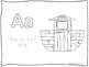 15 Noah's Ark Coloring and Tracing Worksheets. Preschool-Kindergarten Bible.