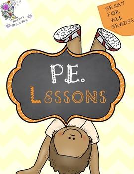 15 P.E. Lessons
