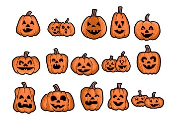 15 Peppy Pumpkins