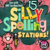 15 Spelling Centers | Spelling Activities for Any List of Words
