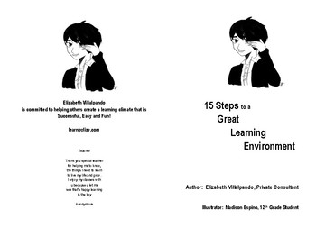 15 Steps to a Great Learning Environment