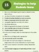 15 Strategies to Help Students Focus