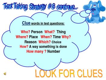 15  Test Taking Strategies