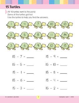 15 Turtles