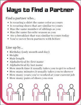 15 Ways to Find a Partner