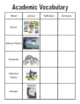 15 Weeks of Academic Vocabulary Part 2