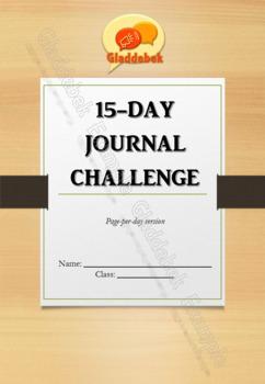 15-day Journal Challenge
