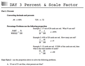 Algebra Activities Based on NASCAR  ** 15 days **
