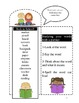 Back to School! Word Work Packet – 10 words, no prep spell