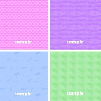 Backgrounds | Digital Papers Clip Art BUNDLE