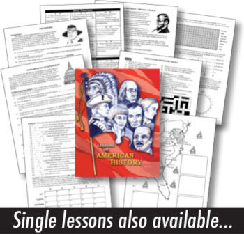 150 Favorite Lessons: Exploration to Modern Times, AMERICAN HISTORY CURRICULUM