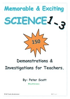 150 Science Demonstrations and Investigations