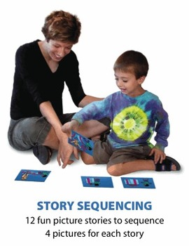 Story Sequencing Manipulatives
