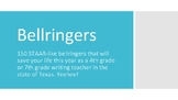 150 Writing STAAR Bellringers