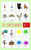 150 essential Turkish words