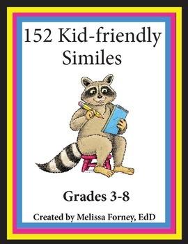 Similes Grades 3 - 8