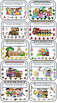 15x8 Punch Cards for Classroom Management