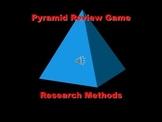 16 Review Games for AP Psychology - Vocabulary Pyramids