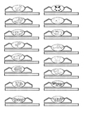 16 Animal Crown Headbands