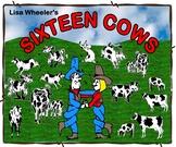 16 COWS!  FARLEY FOUND IT!  DUCK ON A BIKE! BUBBA & BEAU!   FARM AND RANCH FUN!