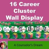 16 Career Cluster Wall Display