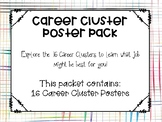 16 Career Clusters Posters