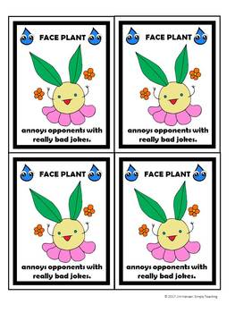 16 Classroom Collectible Monster Reward Cards for any Purpose