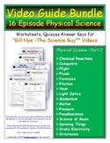 1 SSL Site License Differentiated Bundle - Bill Nye Physical Science Part 2 *