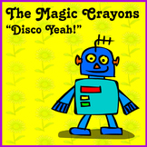 16 Fun songs for children. Disco Yeah CD by The Magic Crayons