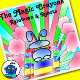 16 Fun songs for children - Robots and Rainbows by The Magic Crayons