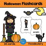 16 Halloween Flashcards