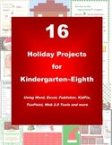 16 Holiday Projects for Kindergarten - Eighth