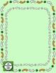 16 St. Patrick's Day Doodle Frames - Color & Line Art - Ink Savers!