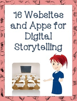 FREE 16 Websites and Apps for Digital Storytelling Projects