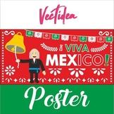 16 de Septiembre poster (Viva Mexico)