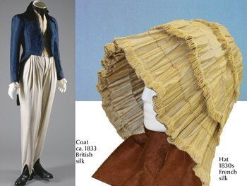 1600-2000 History Clothing Costume Fashion Art SHOW + TEST